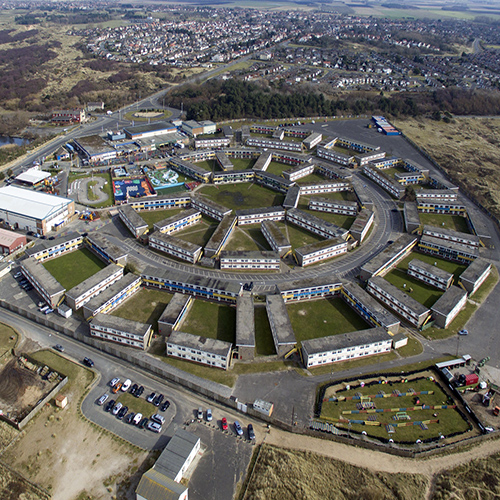 Drone Housing